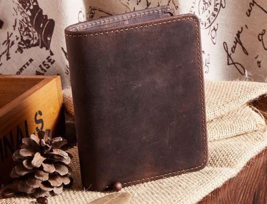 làm ví handmade