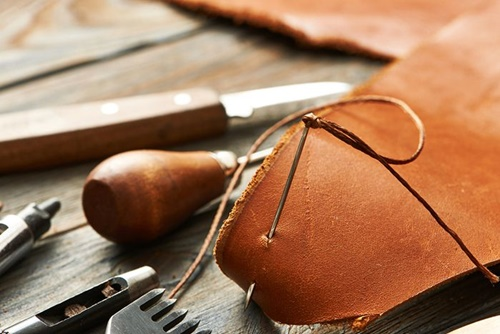 làm đồ da handmade