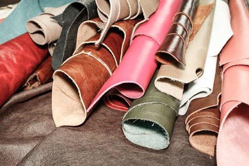 Cowhide leather là gì