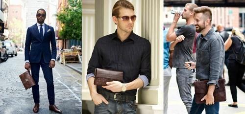 Photo of Nghệ thuật chọn mua ví cầm tay cho quý ông thời hiện đại