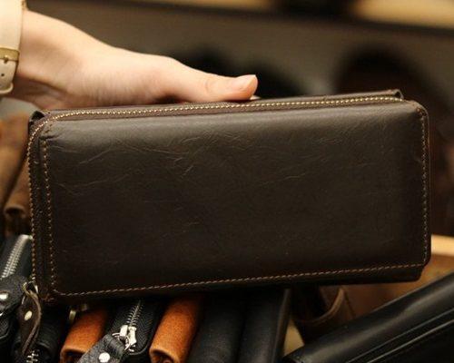 cách chọn ví cầm tay