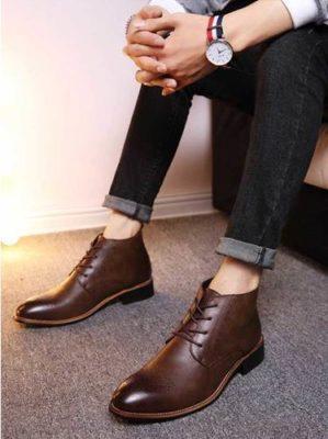 giầy lười nam