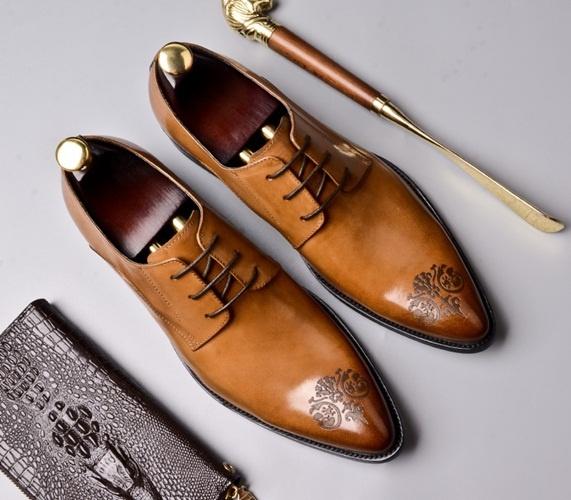 bảng size giày nam