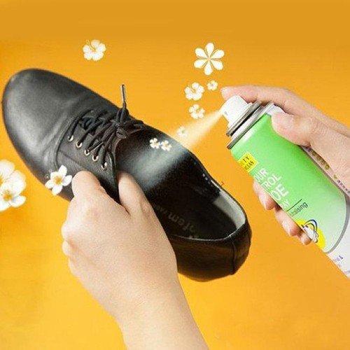 cách khử mùi hôi giày