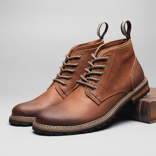 giày da bò