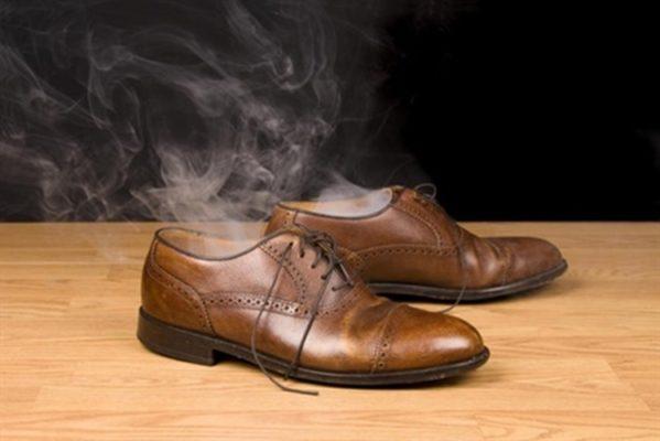 khử mùi giày