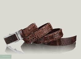 dây nịt da cá sấu nam