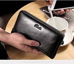 ví dài nam hàng hiệu