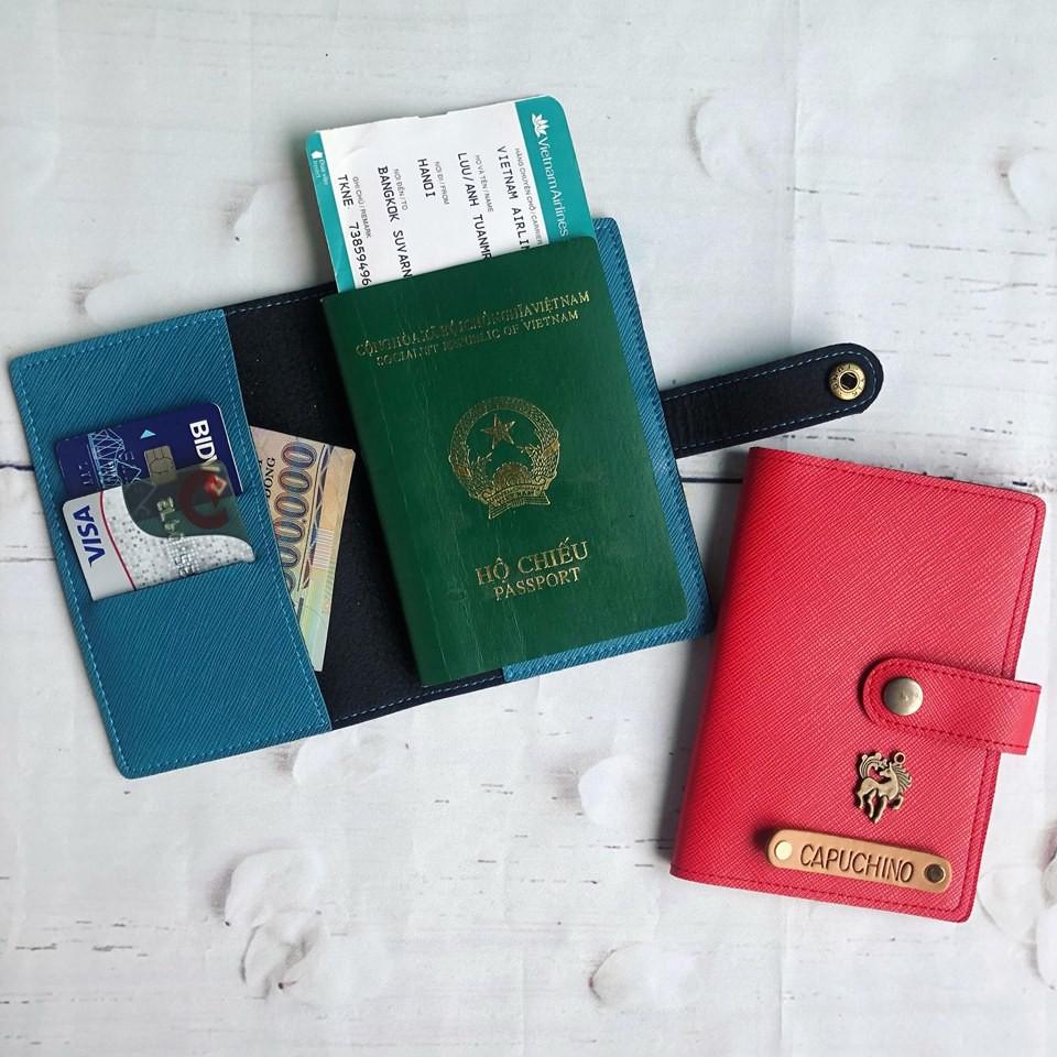 ví đựng hộ chiếu tphcm