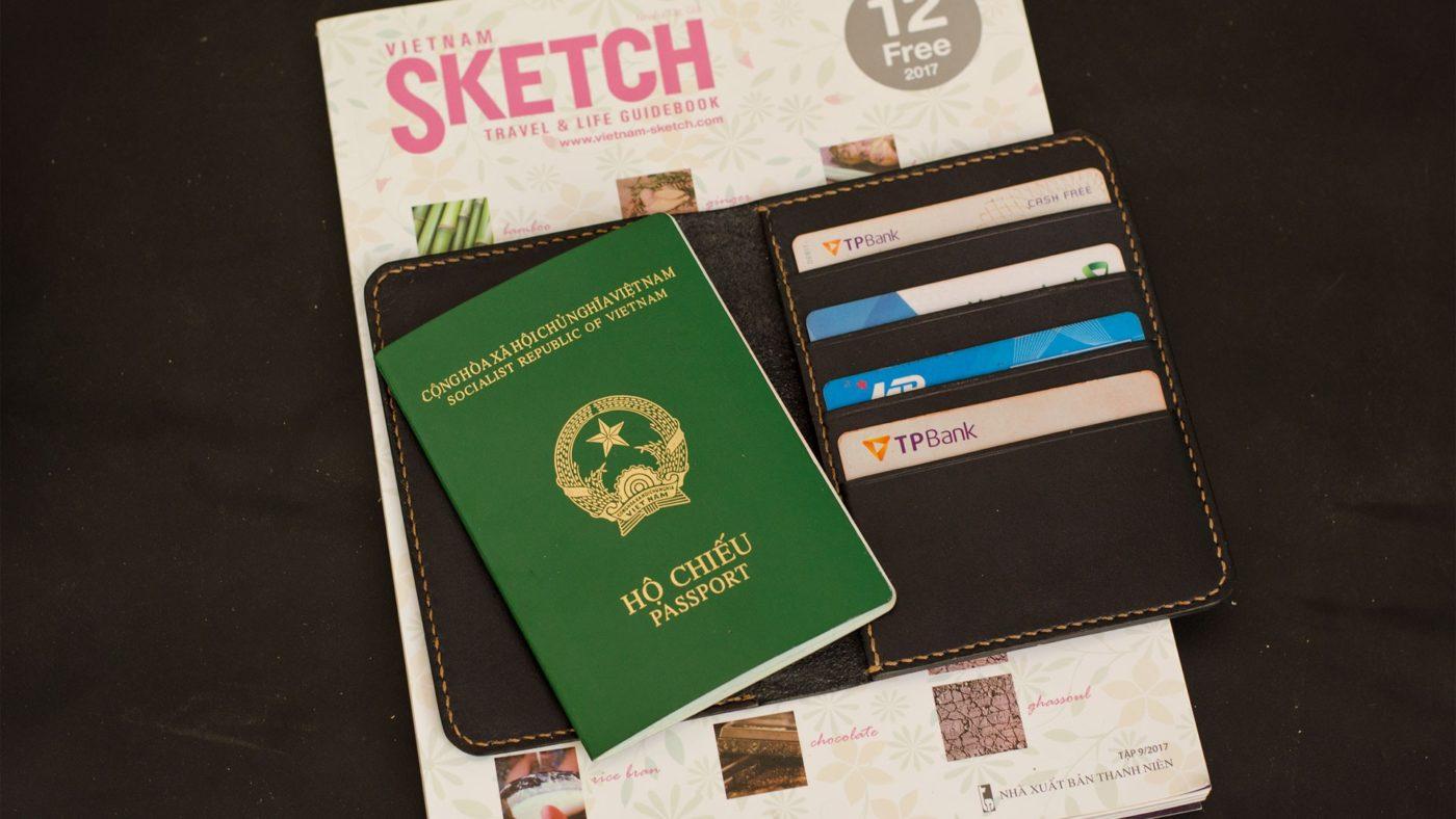 Photo of Top 7 mẫu ví đựng passport hot nhất hiện nay, đẹp khó cưỡng