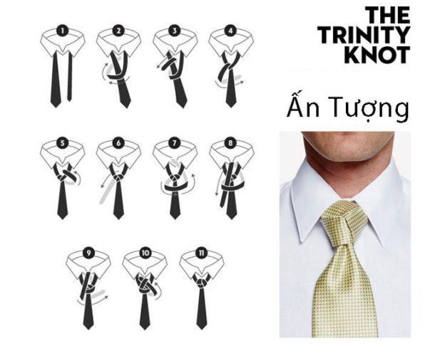 Photo of 4 sáng tạo cho cách thắt cà vạt để phái mạnh trông thật lịch lãm