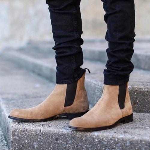 Photo of 3+ cách phối đồ bật Style cho phái mạnh với giày Chelsea Boot
