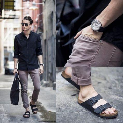 Photo of 5 TIP phối đồ với giày sandal nam CỰC CHUẨN các quý ông nên biết