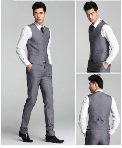 Photo of Cách phối trang phục với áo gile LỊCH LÃM cho các chàng