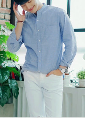 áo sơ mi nam Hàn Quốc