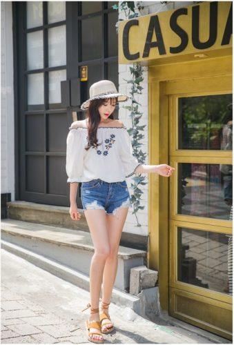 Photo of 9+ TIP phối trang phục và phụ kiện với áo trễ vai CỰC HOT cho các nàng