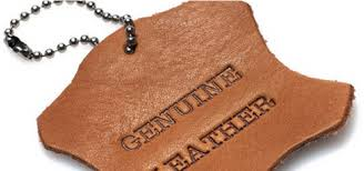 genuine leather là gì