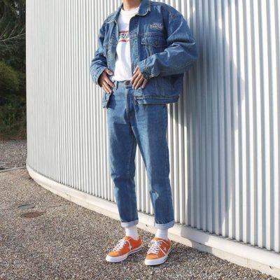 quần baggy nam