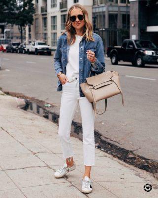 áo thun trắng