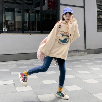 hoodie nữ