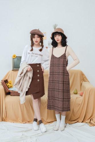 Photo of TIP phối váy yếm với áo CỰC XINH cho các cô nàng điệu đà