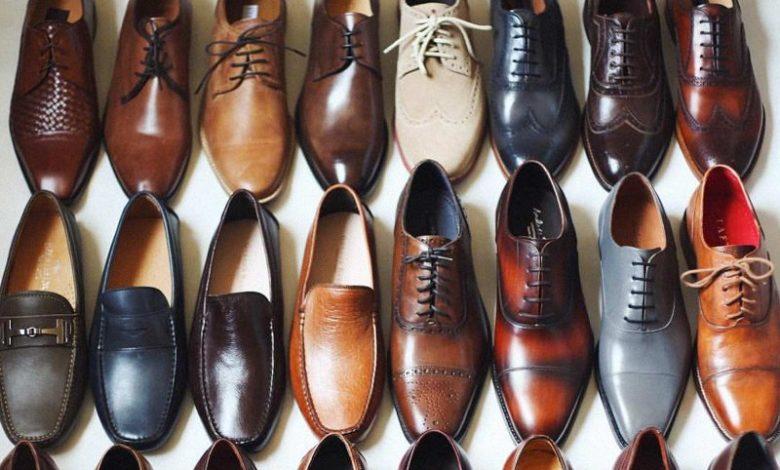 cách chọn giày nam