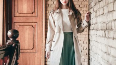 Photo of TIP cách phối trang phục với áo khoác kaki CỰC XINH cho các nàng