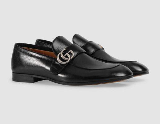 giày da nam gucci