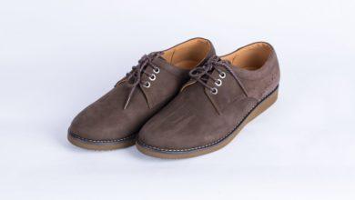 giày da bụi nam
