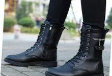 boot cao cổ