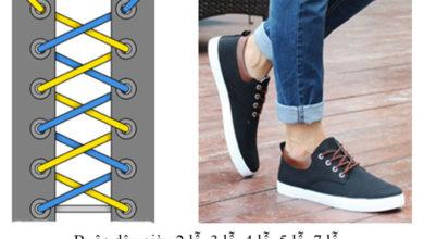 cách buộc dây giày nam