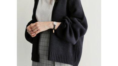 áo cardigan len