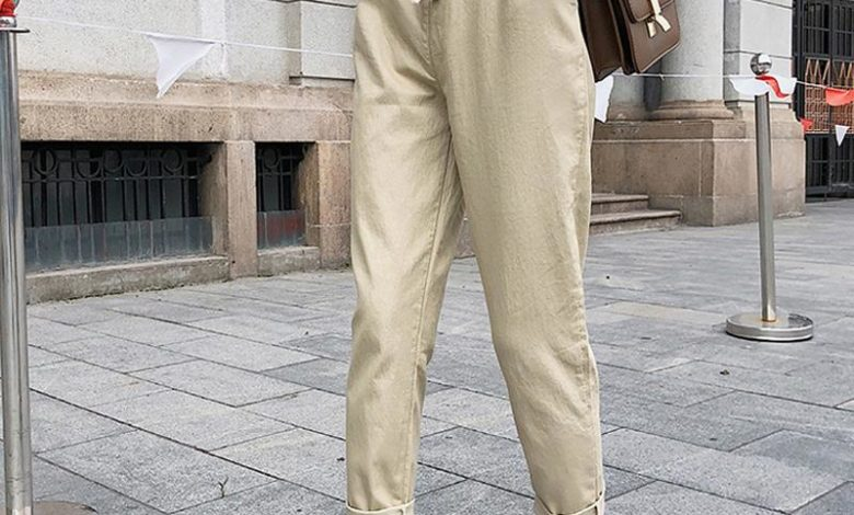quần kaki đẹp