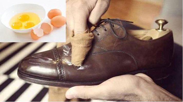 giày da bị tróc