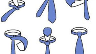 cách thắt cà vạt nam
