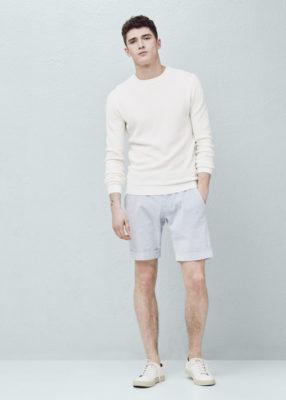 quần short thun nam