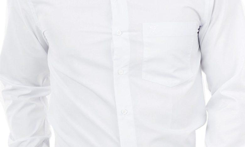 áo sơ mi trắng nam công sở