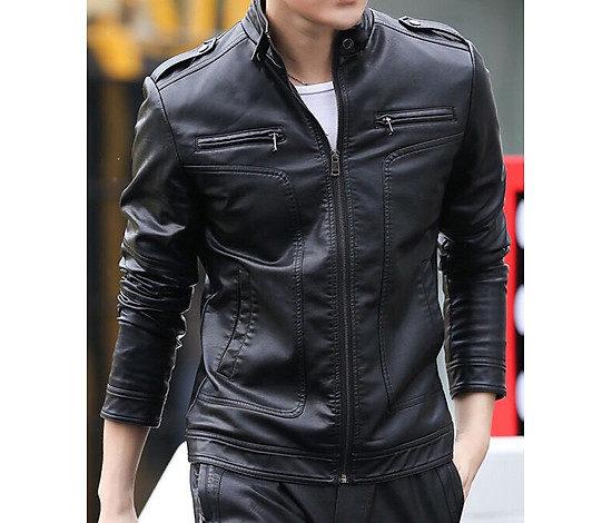 áo khoác da nam cao cấp