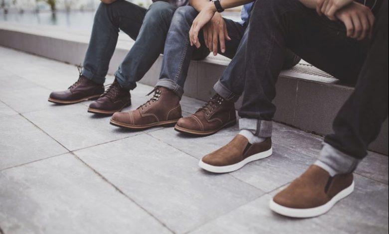 cách phối giày mọi
