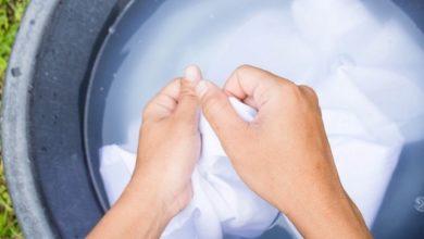 giặt áo sơ mi