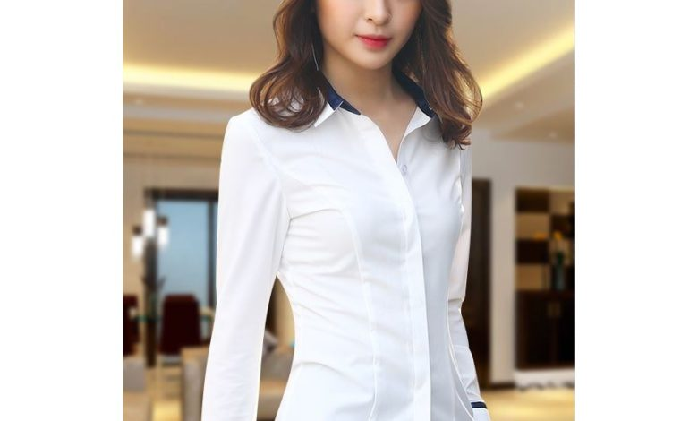 áo sơ mi nữ cao cấp