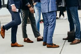 cách chọn giày tây nam