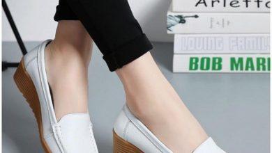 giày lười nữ cao cấp