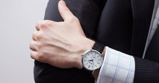 cách chọn đồng hồ nam