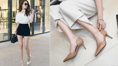 cách chọn giày đẹp