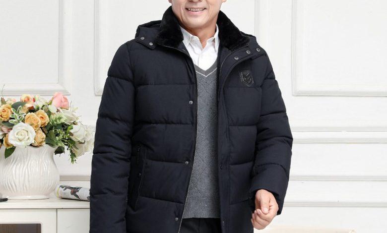 áo khoác nam mùa đông