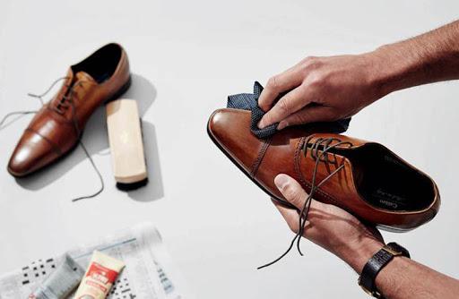 bảo quản giày tây