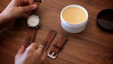 đồng hồ da xịn