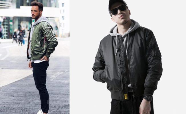 áo khoác bomber