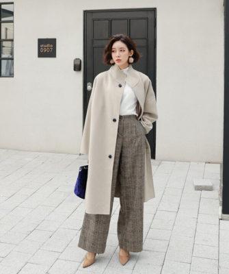 áo khoác dài